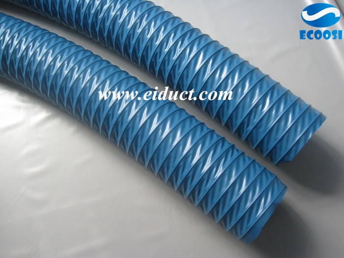 PVC Fabric Air Duct