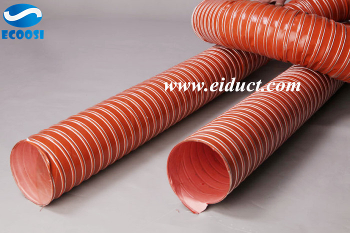 Silicone 2Ply Duct