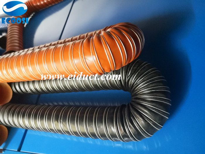 High Temp Silicone Duct Hose