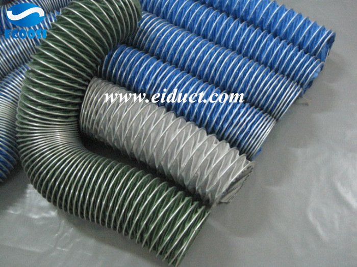 Flexible Industrial Air Ducting Hose